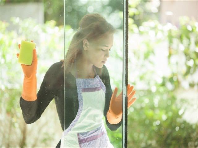 えっ!自分でするのと全然違う!窓ガラスのお掃除
