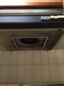 10/2 浴室・レンジフードクリーニング@川崎区殿町