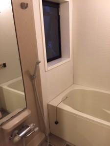 10/24 浴室トイレセット、エアコンクリーニング@中区本町