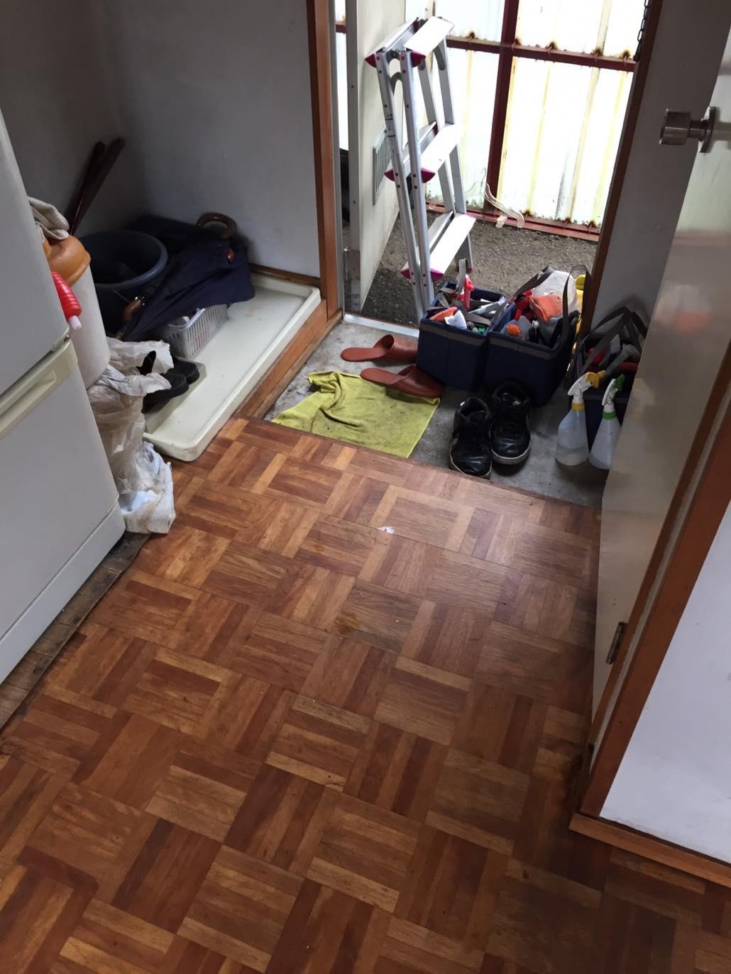 感動のハウスクリーニングサービス?!/ 台所・キッチンのクリーニング・床洗浄付き
