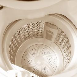 見逃しがちな洗濯機まわり。ご家庭で洗濯機をピカピカにするお掃除方法