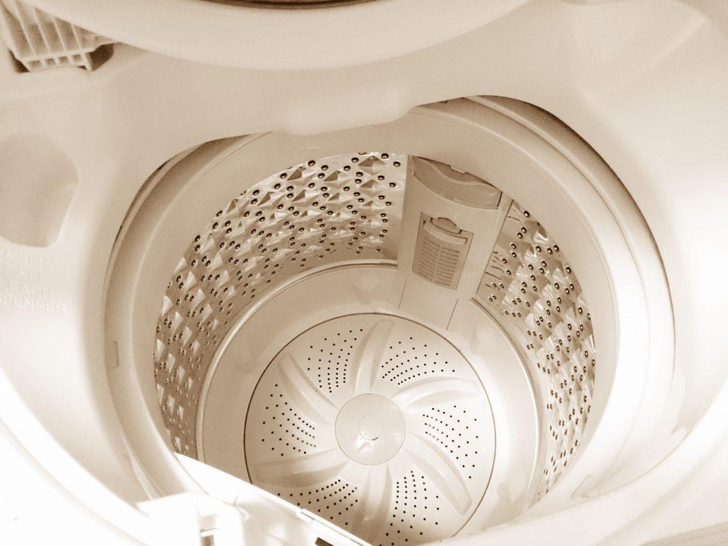 【おそうじマスターズコラム】見逃しがちな洗濯機まわり。ご家庭で洗濯機をピカピカにするお掃除方法