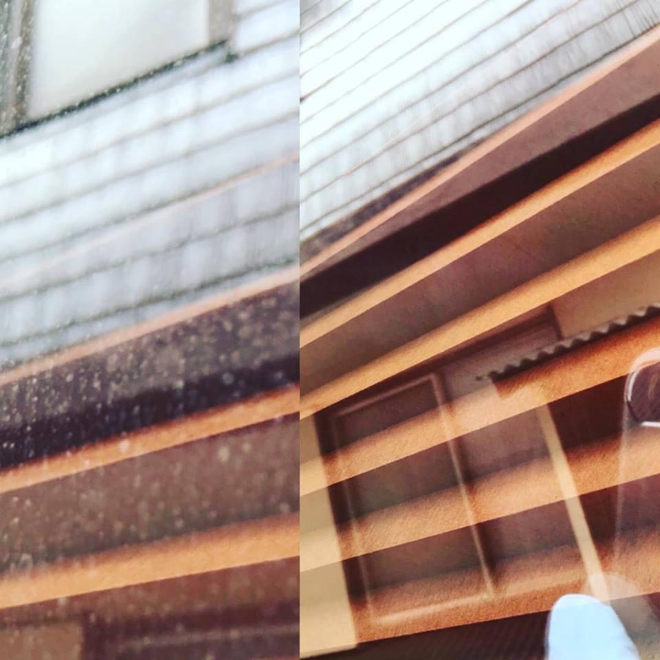 空きスケジュール(-3/3)+花粉汚れで面倒な窓ガラスの件