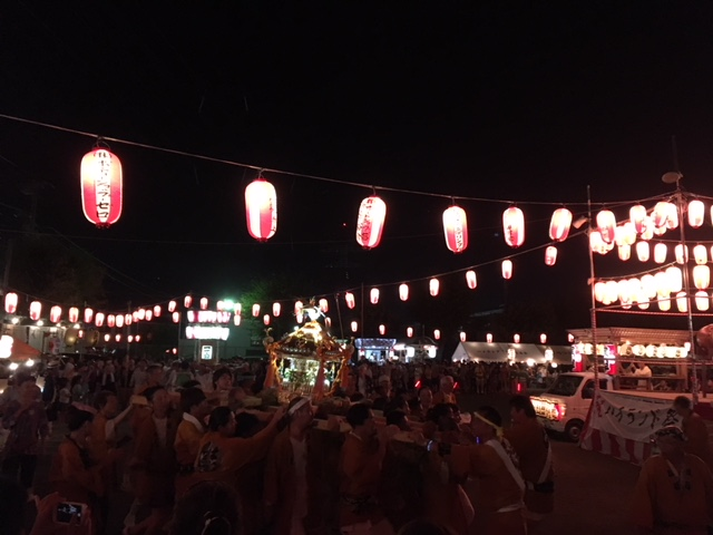8月の振り返り(暑気払い、帰省、九州旅行・・・)
