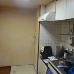 原状回復工事前 キッチン