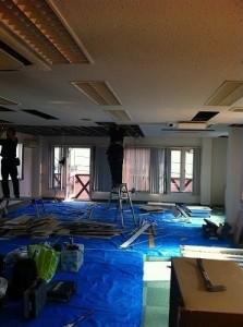 事務所の原状回復工事