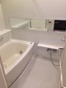 9/8 レンジ・浴室クリーニング@磯子区森