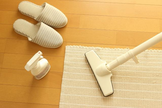 お部屋にホコリを持ち込まない!衣類や洗濯物にホコリを引き寄せる原因と対策