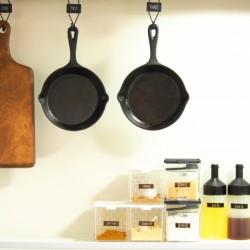 知っておきたいキッチンの知恵。お掃除と片付けがはかどる収納のコツ