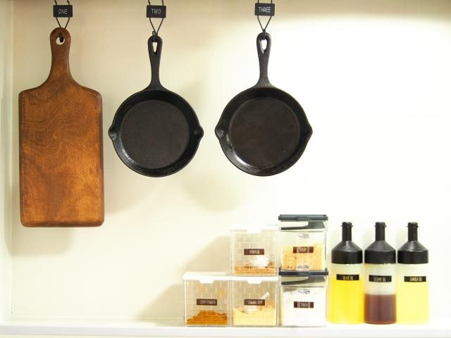 【おそうじマスターズコラム】知っておきたいキッチンの知恵。お掃除と片付けがはかどる収納のコツ