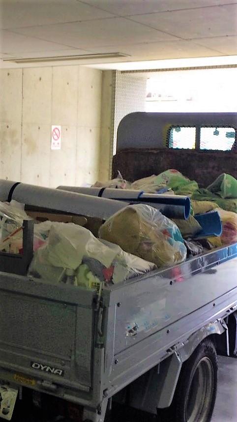 【新サービス】ゴミ処分パック(ゴミ搬出/ゴミ運搬/ゴミ分別)