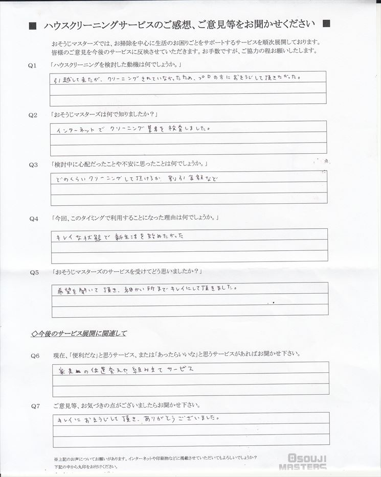 2020/10/22 ガスコンロクリーニング 東京都町田市