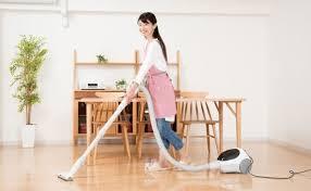 掃除機の掃除